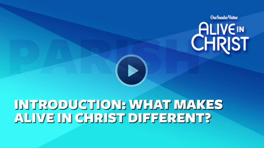 Introduction: What Makes Alive in Christ Different?