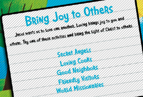 Bring Joy to Others -