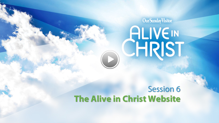 AIC Tour The Alive in Christ Website
